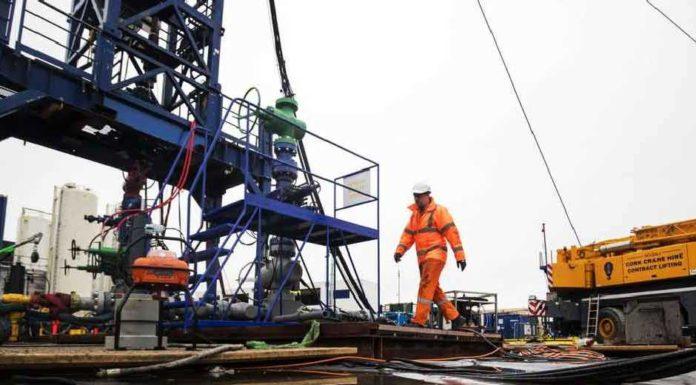 Σεισμός από Υδραυλική Ρωγμάτωση Fracking