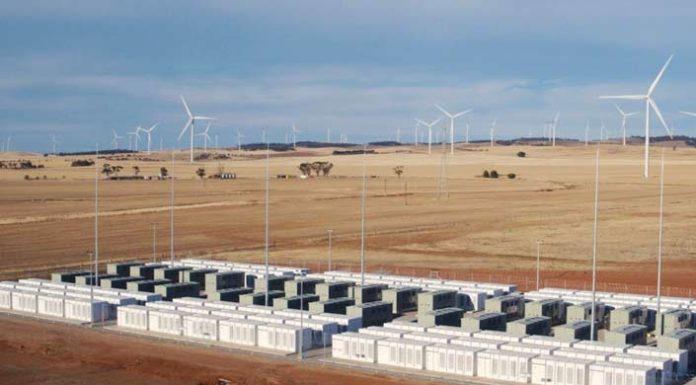 Το Big Battery της Tesla στην Αυστραλία