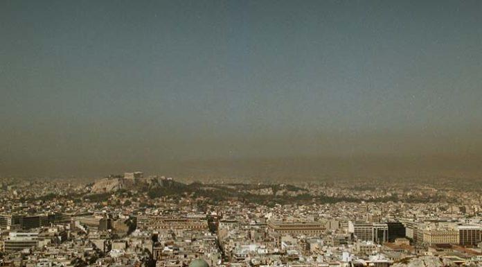 Εκπομπές διοξειδίου του άνθρακα στην Ελλάδα