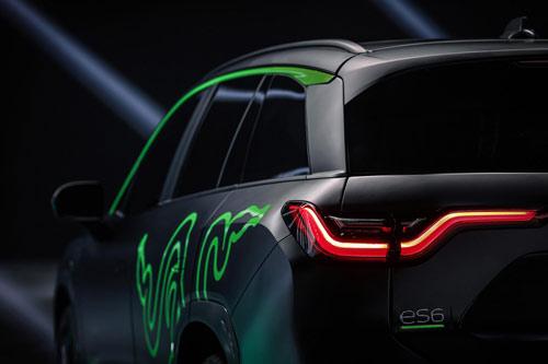 NIO ES6 & Razer : Διασταύρωση ηλεκτρικού SUV με… gaming keyboard