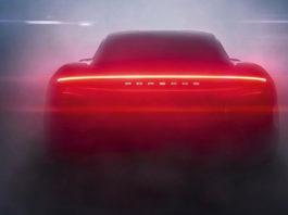 Η Porsche αποκάλυψε την εντυπωσιακή Porsche Taycan