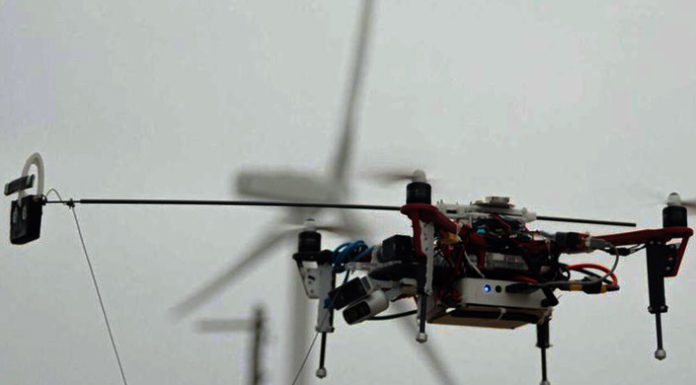 επιθεωρητές-ρομπότ για την επισκευή των αιολικών πάρκων