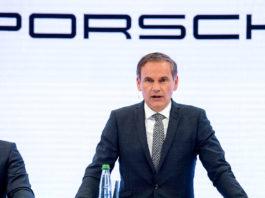 Ο CEO της Porsche δεν θέλει συγκρίσεις του Taycan με το Tesla Model S