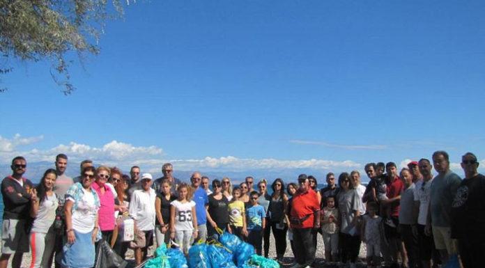 Εθελοντές της HELMEPA μάζεψαν σκουπίδια από παραλίες και θάλασσες