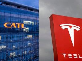 Η CATL θα φτιάχνει μπαταρίες για την Tesla, ενώ η Panasonic θα συνεργαστεί με την Toyota