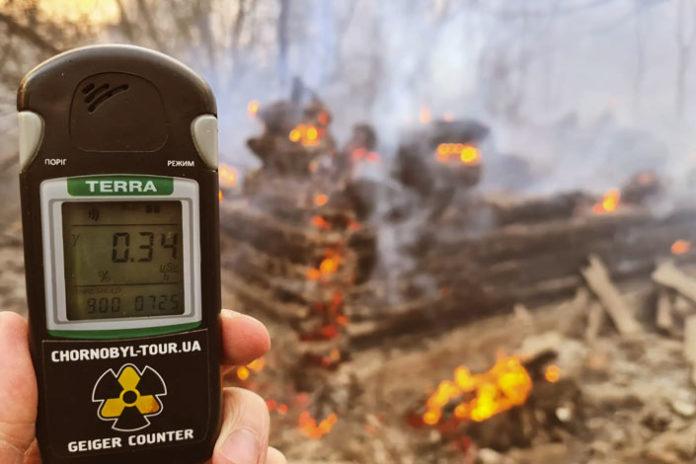 Αναζωπύρωση της φωτιάς στο Τσέρνομπιλ - Οι εκτιμήσεις της ΕΕΑΕ για την Ελλάδα