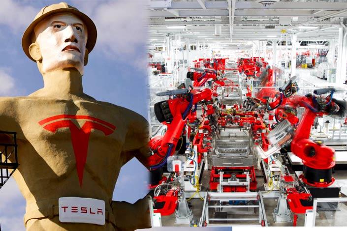 Η Tesla ανάμεσα σε Τέξας και Οκλαχόμα για το επόμενό της Gigafactory